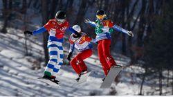 Julia Pereira de Sousa en argent à 16 ans sur le snowboardcross, 7e médaille