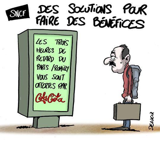 Tout changer à la SNCF, cela ressemblerait à