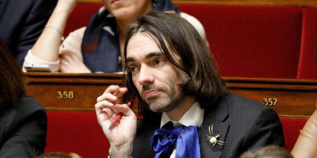 Le député LREM et mathématicien Cédric