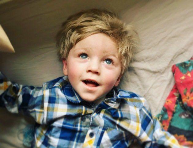 Oliver le fils de Maggie
