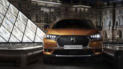 BLOG - Comment la DS7 de Macron fait entrer le bling bling dans les voitures haut de gamme