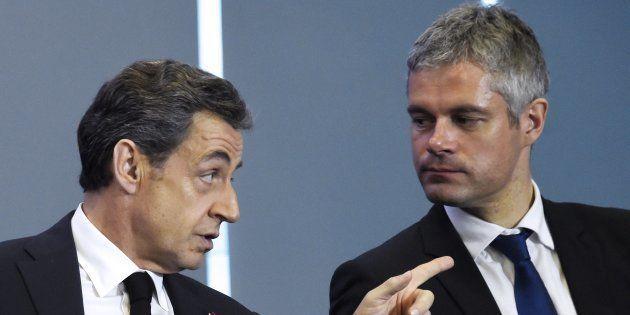 Laurent Wauquiez a présenté ses excuses à Nicolas Sarkozy, qu'il accusait d'avoir fait écouter ses