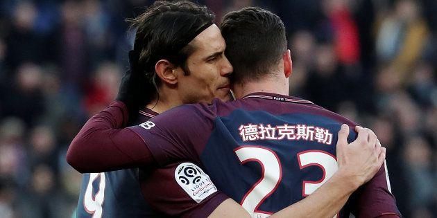 PSG-Strasbourg: Pourquoi le maillot parisien n'était pas tout à fait comme d'habitude ce