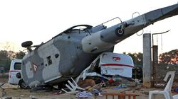 13 morts dans le crash de l'hélicoptère du ministre de l'Intérieur