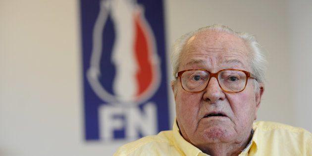 Jean-Marie Le Pen sur