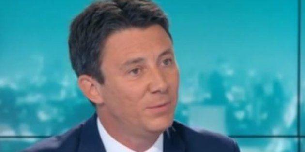 Benjamin Griveaux sur BFMTV le 8 janvier