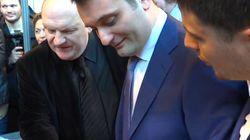 Florian Philippot défie Marine Le Pen... dans une course