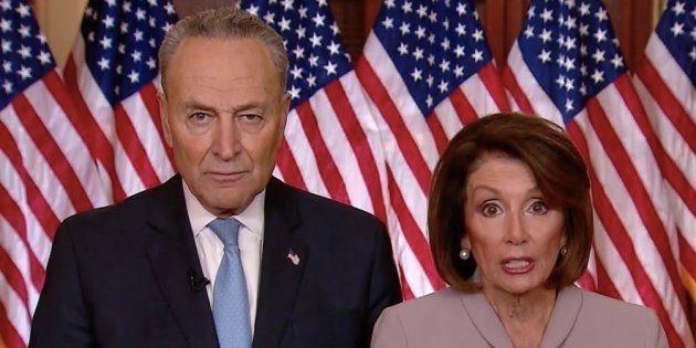 Nancy Pelosi et Chuck