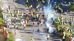 L'avocat de Didier Andrieux dévoile une vidéo où le policier se fait frapper par des gilets