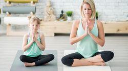 Et si vous commenciez la méditation avec vos enfants pour la