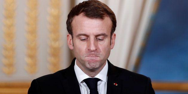L'organisation du grand débat menace Emmanuel Macron de virer au