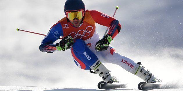 Jeux olympiques d'hiver 2018: Après des propos polémiques, Mathieu Faivre écarté de l'équipe de