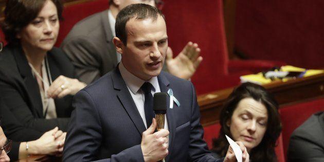 La Licra et le Crif accusent le député LR Fabien Di Filippo de propos antisémites envers