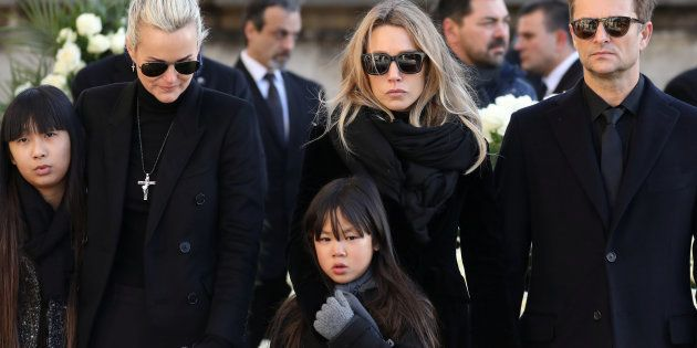 Héritage de Johnny Hallyday: Est-ce plus compliqué à gérer dans une famille recomposée?