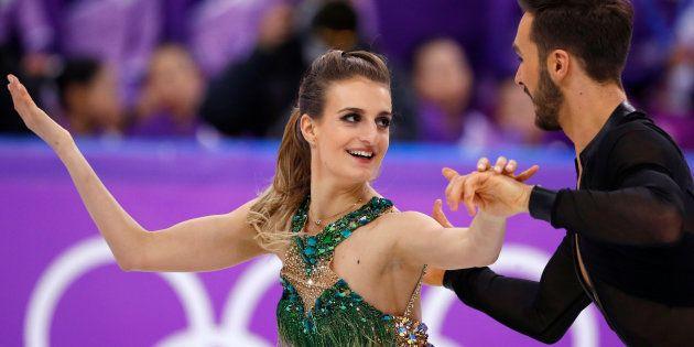 Jeux olympiques d'hiver 2018: Gabriella