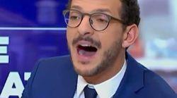 Vincent Dedienne et Jérôme Commandeur parodient le débat