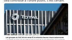 Dividendes record pour les actionnaires du CAC 40, une