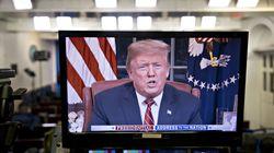 BLOG - Trump dramatise et met les Américains sous pression pour construire le
