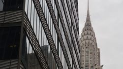Le Chrysler Building de New York est à