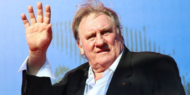 Gérard Depardieu annonce qu'il va s'installer à Alger. Ici à Venise en Septembre