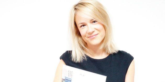 Portrait d'Emilie Vidaud