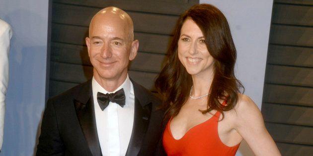 Divorce de Jeff Bezos, l'homme le plus riche du