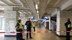 Une attaque au couteau à la gare d'Amsterdam-Central fait 2 blessés