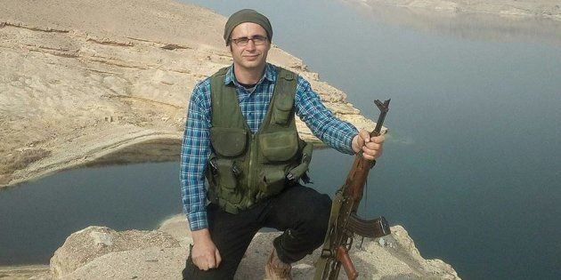 Les Kurdes rendent hommage