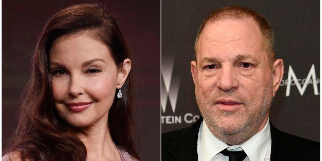 Ashley Judd pourra poursuivre Harvey Weinstein, non pas pour harcèlement sexuel mais