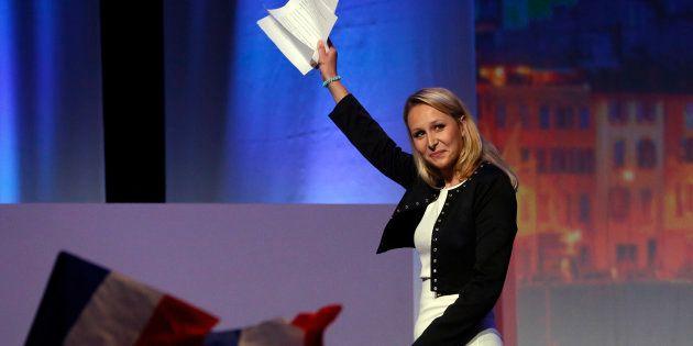 Marion Maréchal Le Pen, invitée d'honneur d'une conférence conservatrice à