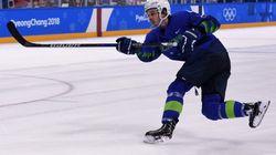 JO de Pyeongchang 2018: Ziga Jeglic, hockeyeur slovène, contrôlé positif à un produit