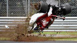 Ce pilote est un miraculé après cet impressionnant accident au Grand Prix