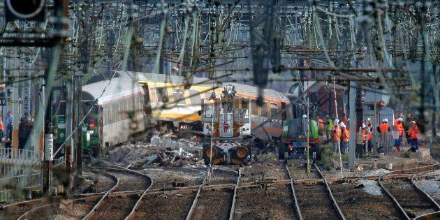 Brétigny-sur-Orge: un employé de la SNCF mis en examen pour l'accident de train de
