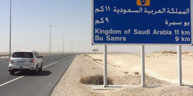 L'Arabie Saoudite veut isoler le Qatar en en faisant une île