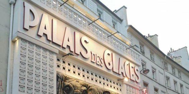 Le 20 janvier, le Palais des Glaces