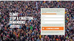 La pétition contre l'inaction climatique de l'État a atteint les 2 millions de