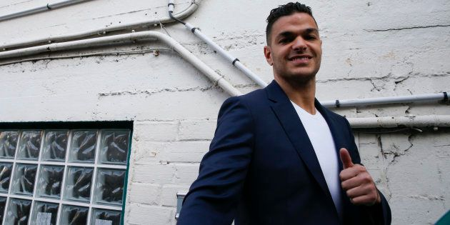 Hatem Ben Arfa va rejoindre Rennes, après deux ans de calvaire