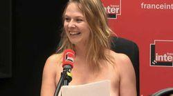 Constance dévoile les messages honteux reçus depuis qu'elle est apparue seins nus à la