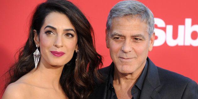 Amal et George Clooney, Oprah, Spielberg... Les dons énormes des stars américaines aux anti-armes à