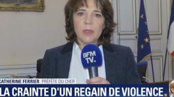 Les gilets jaunes veulent aller à Bourges, la préfète du Cher y interdit tout