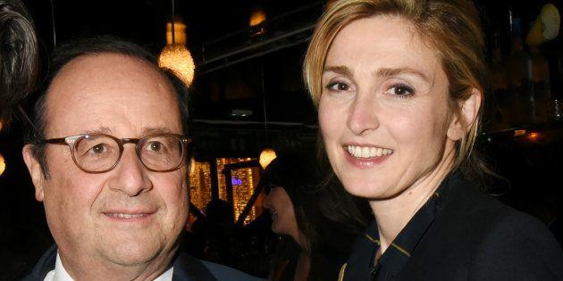 Julie Gayet est revenue sur la une de Paris Match avec François Hollande publiée en septembre