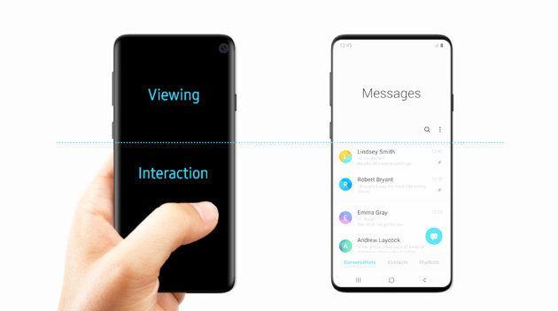 Le design du Samsung Galaxy S10 a-t-il été confirmé par erreur