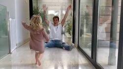 Cette vidéo de Griezmann et sa fille fait craquer les