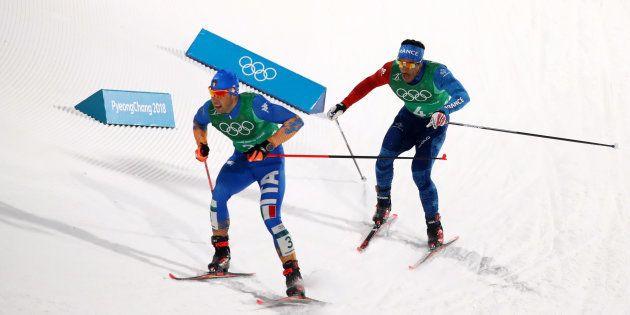 JO d'hiver2018: le bronze pour la France sur le sprint