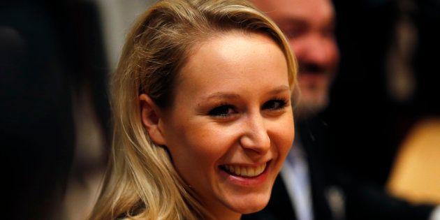 Marion Marechal-Le Pen au Conseil régional de PACA en