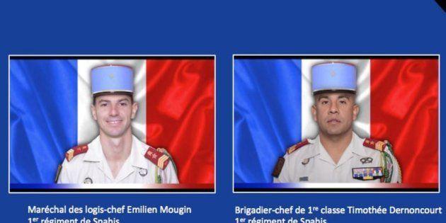 Mali: deux soldats français de l'opération Barkhane tués dans l'explosion d'une mine artisanale, un autre