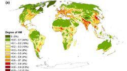 Il ne reste plus que 5% de la surface terrestre inaltérée par