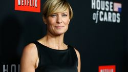 Robin Wright à propos de Kevin Spacey:
