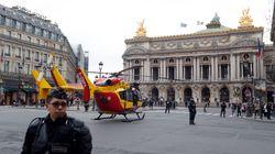 Les images inhabituelles des hélicoptères en plein Paris après l'explosion rue de
