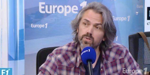 Aymeric Caron estime que les dégradations des boucheries attribuées aux antispécistes sont la faute du